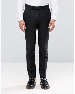 Camden Super Skinny Dinner Suit Trousers