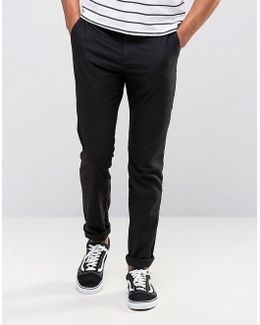 Wood Blended Trouser