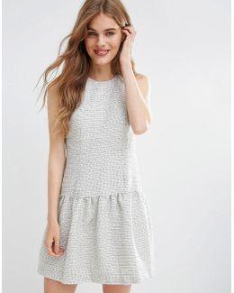 Peplum Ditto Dress