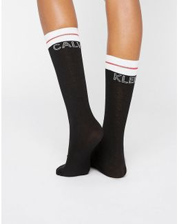 Icon Logo Work Socks