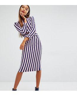 Exclusive Breton Midi Skirt