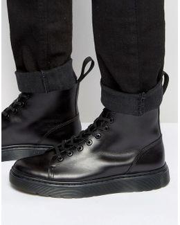 Talib 8 Eye Boots