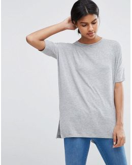 Oversized Drapey T-shirt