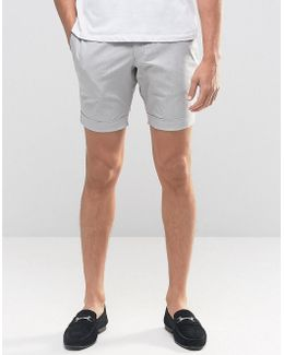 Jack And Jones Premium Shorts In Dogtooth