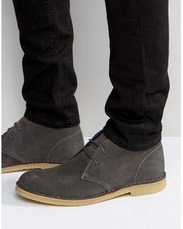 Calabassas Suede Chukka Boots