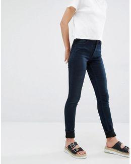 Mocki Slim Mid Waist Jean