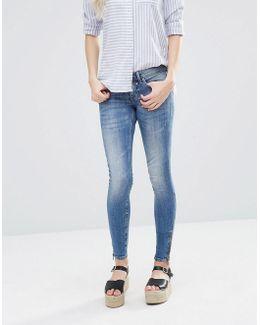 Glow Lw Skinny Jean