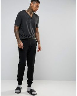 Skinny Jogger With Contrast Waistband
