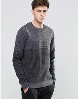 Soft Arua Knitted Jumper