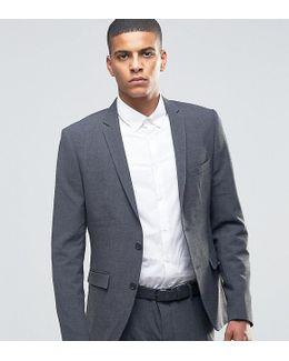 Suit Jacket In Super Skinny Fit