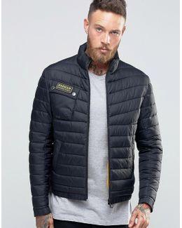 Jacket Chain Baffle International In Black