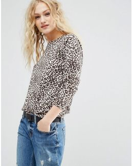 Jumper In Leopard