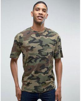 Originals T-shirt In Oversized Drop Shoulder Fit