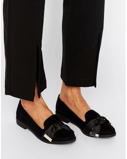 Monica Tassle Loafers
