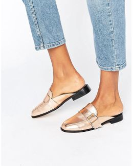 Miki Loafer Mules