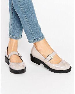 Mendoza Flat Shoes
