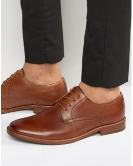 Cerneglons Leather Derby Shoes