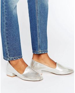 Mantana Slipper Flat Shoes