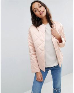 Luxe Quilted Jacket