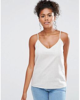 Maier Sleeveless Cami Top