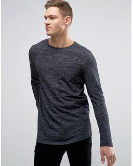 Originals Long Sleeve Top With Pocket