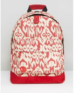 Mi Pac Printed Backpack