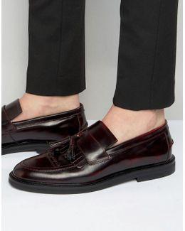 Dexie Tassel Loafers