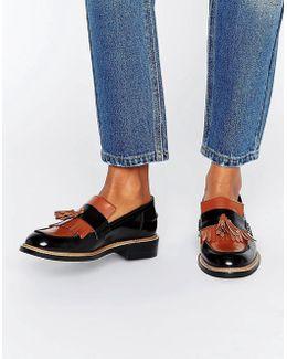 Milano Premium Leather Loafers