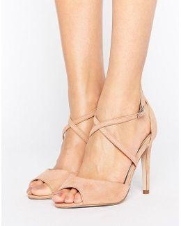 Ellis Strappy Heeled Sandal