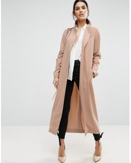Crepe Duster Mac