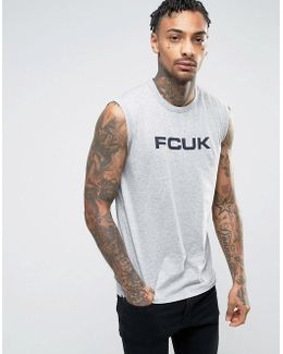 Sleeveless Top Fcuk