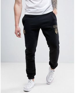 Jogger With Pocket And Space Badge Co-ord