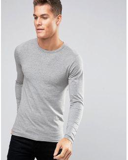 Long Sleeve T-shirt In Regular Fit