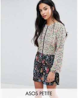 Pretty Floral Mix & Match Playsuit