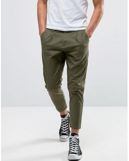 Cropped Chino