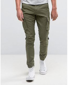 Cargo Pant In Skinny Fit