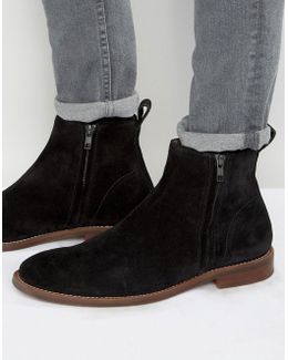 Bilissi Suede Chelsea Boots
