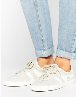 Specialist Pale Gray Sneakers