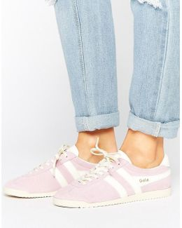Bullet Suede Pale Purple Sneakers