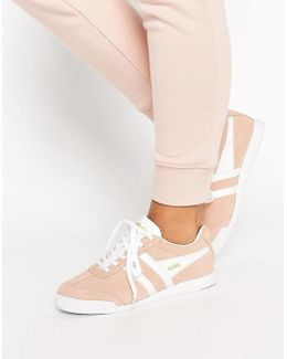 Harrier Blush Pink Sneakers