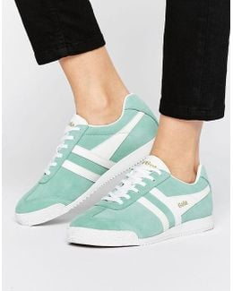 Harrier Pastel Mint Sneakers