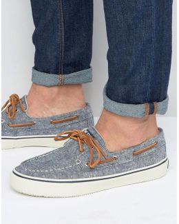 Topsider Bahama Boat Shoes