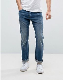 Intelligence Jeans In Boxy Loose Fit Denim