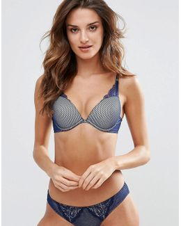 Kimberley The One Plunge Bra A-e Cup