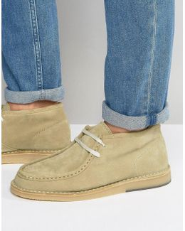 Ronni Suede Chukka Boots