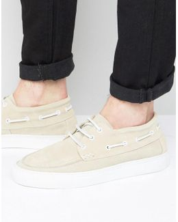 Hightop Boat Shoes