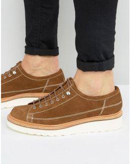 Inigo Suede Monkey Shoes