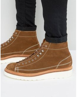 Andy Suede Monkey Boots