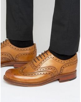 Stanley Oxford Brogues