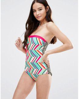 Ariana Bandeau Swimsuit